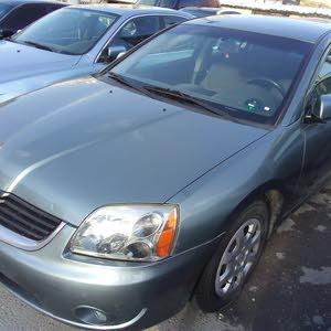 سيارة للبيع نوع متسوبيشي جالنت موديل 2008 اوتوماتيك