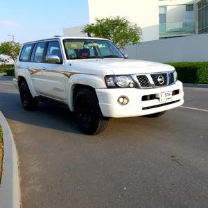 nissan patrol super safari 2006 for sale