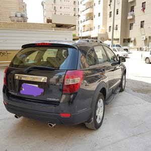 Chevrolet Captiva 2009 For sale - Black color