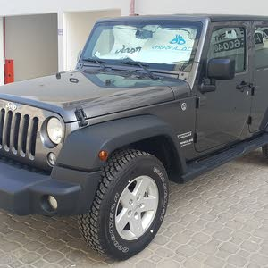 2017 New Wrangler with Automatic transmission is available for sale