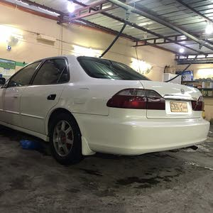For sale 1998 White Accord
