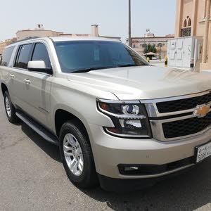 Automatic Chevrolet 2015 for sale - Used - Jeddah city
