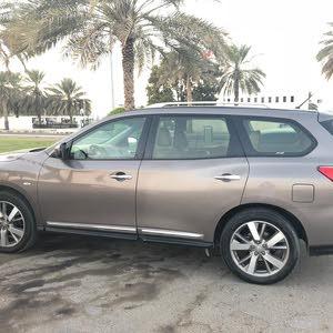 120,000 - 129,999 km mileage Nissan Pathfinder for sale
