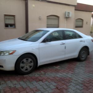Used condition Toyota Camry 2017 with +200,000 km mileage