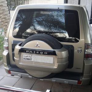 للبيع باجيرو 2012