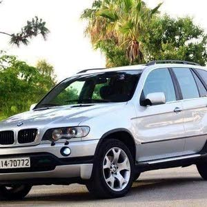 BMW X5 made in 2000 for sale