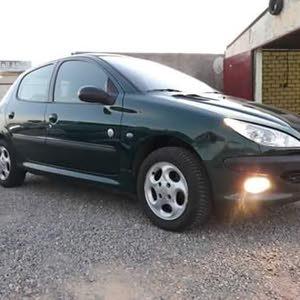New Peugeot 206 in Zawiya