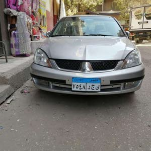 Used Mitsubishi Lancer for sale in Assiut