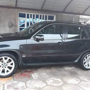 BMW X5 car for sale 2002 in Basra city