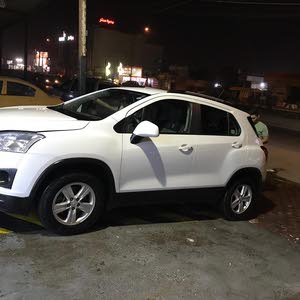 Chevrolet Trax made in 2015 for sale