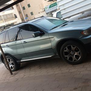 BMW X5 car for sale 2002 in Farwaniya city