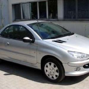 Peugeot 206 coupe year 2006