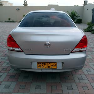 Nissan Sunny 2010 For sale - Silver color