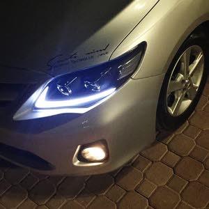 For sale 2011 Silver Corolla