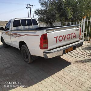 Toyota Hilux 2008 For sale - White color