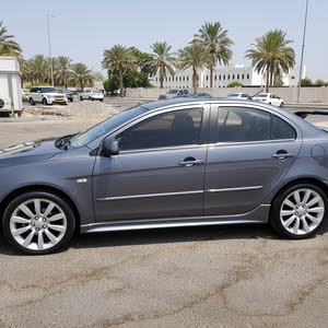Available for sale! +200,000 km mileage Mitsubishi Lancer 2009
