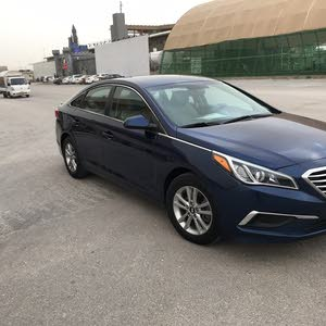 Gasoline Fuel/Power   Hyundai Sonata 2017