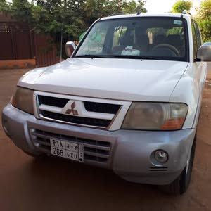 For sale 2007 White Pajero