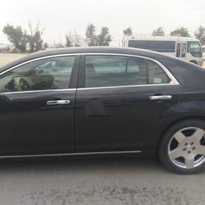 سيارة ماليبو بحالة ممتازة صبغ وكالة موديل 2013