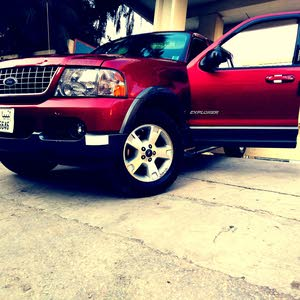 Ford Explorer 2006 - Automatic