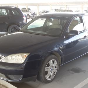 Blue Ford Mondeo 2007 for sale
