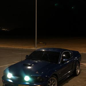 For sale 2008 Blue Mustang