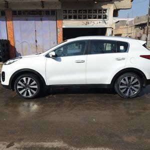 2017 New Sportage with Automatic transmission is available for sale