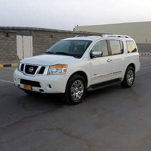 Used condition Nissan Armada 2015 with 100,000 - 109,999 km mileage