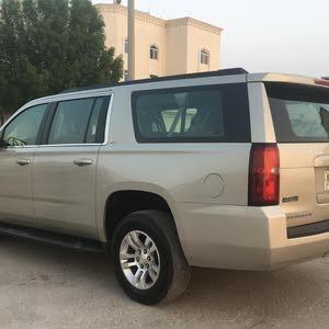 Chevrolet Suburban car for sale 2016 in Dammam city