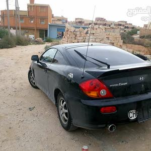 Hyundai Coupe car for sale 2004 in Murzuk city