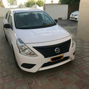 For sale 2015 White Sunny