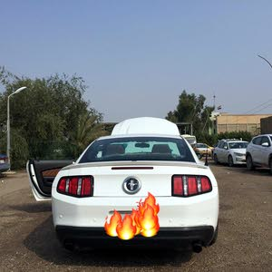 Ford Mustang Used in Baghdad