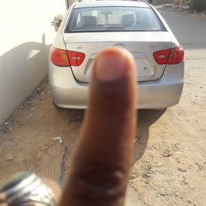 Hyundai Elantra 2008 For sale - Silver color