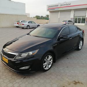 1 - 9,999 km Kia Optima 2012 for sale