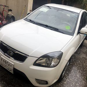 km Kia Rio 2011 for sale