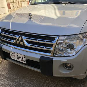 Mitsubishi Pajero 2011 For sale - White color