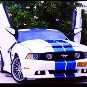 Ford Mustang 2010 For sale - White color