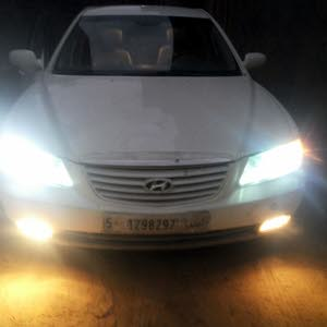 Automatic Beige Hyundai 2007 for sale