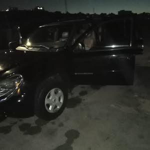 1 - 9,999 km Chevrolet TrailBlazer 2002 for sale