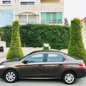 Peugeot 301 2014 For sale - Brown color