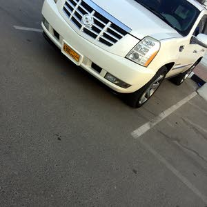 1 - 9,999 km Cadillac Escalade 2008 for sale