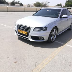 Used condition Audi A4 2011 with 10,000 - 19,999 km mileage
