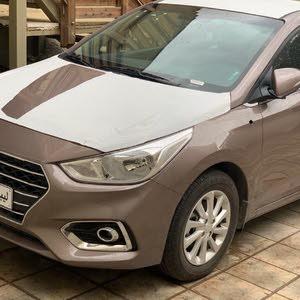New condition Hyundai Accent 2018 with 0 km mileage