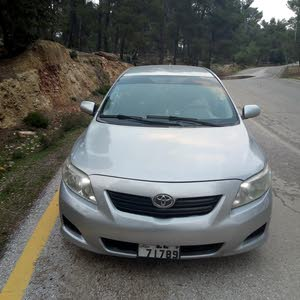 For sale 2009 Silver Corolla