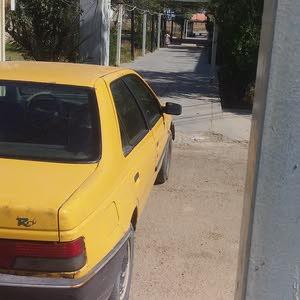 بيجو تاكسي في بغداد اريد اراوس لو ابيع علما السيارة محرك+كير+اكسل   مكفولات