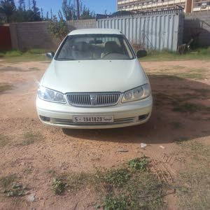 Nissan Sunny car for sale 2008 in Tripoli city