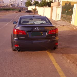 Used condition Lexus IS 2008 with 190,000 - 199,999 km mileage
