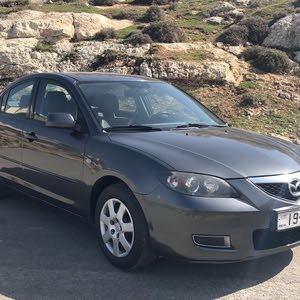 Grey Mazda 3 2009 for sale