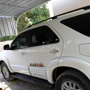 For sale 2013 White Fortuner
