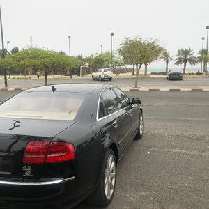 Gasoline Fuel/Power   Audi A8 2009